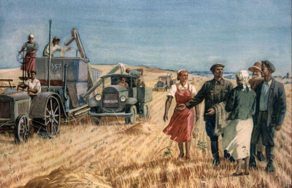 Почему советским колхозникам не выдавали паспортов?