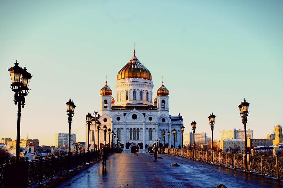 Может ли стать туристической Меккой Россия?