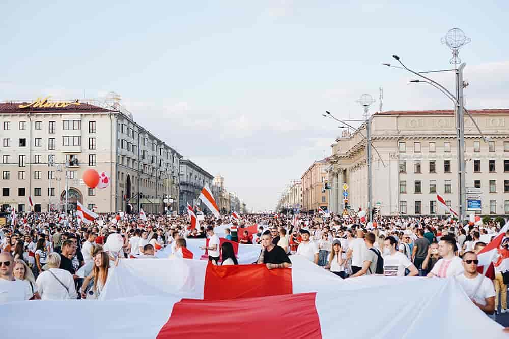 Беспорядки в Белоруссии - что это за феномен?
