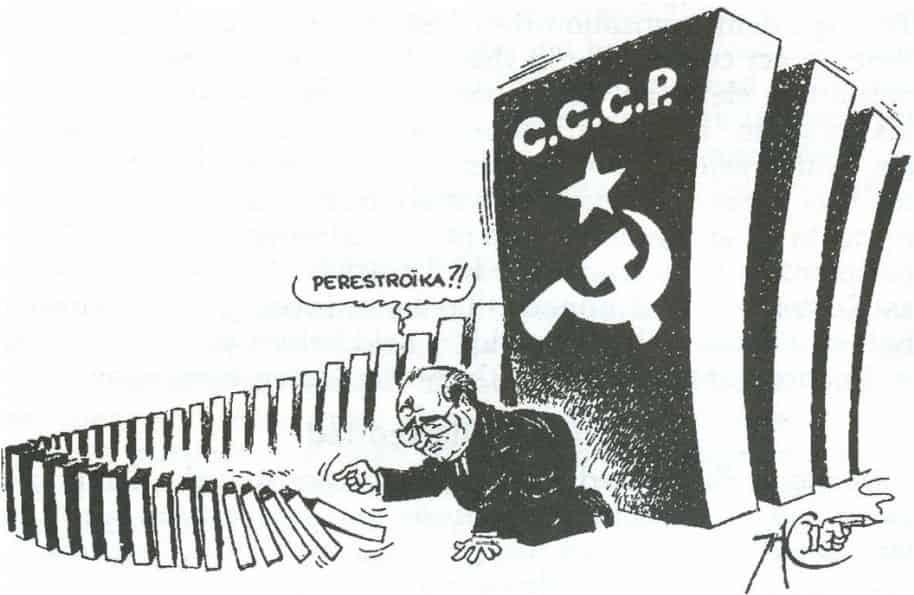 ССГ - чем пытался Горбачёв заменить СССР?