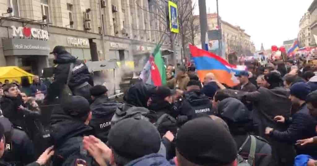 Война между Арменией и Азербайджаном