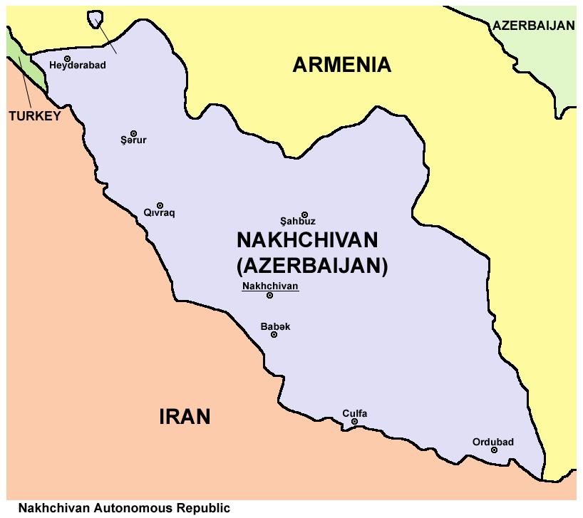 мирное соглашение Армании и Азербайджана
