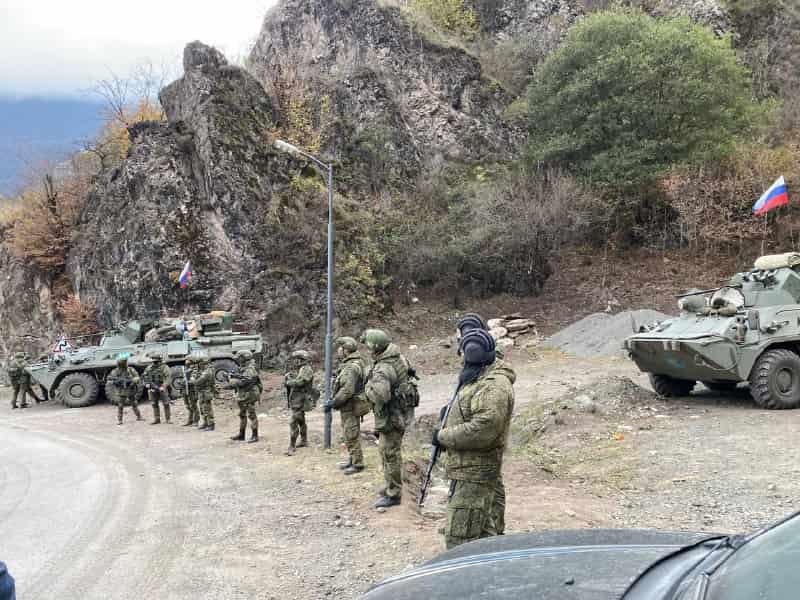 мирное соглашение Армении и Азербайджана