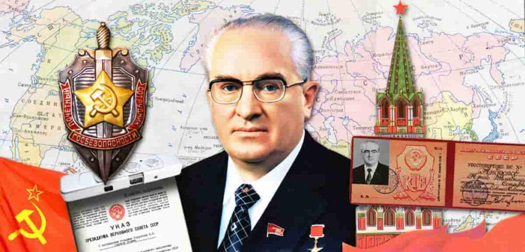 ЮРИЙ АНДРОПОВ - НЕСОСТОЯВШИЙСЯ УБИЙЦА СССР