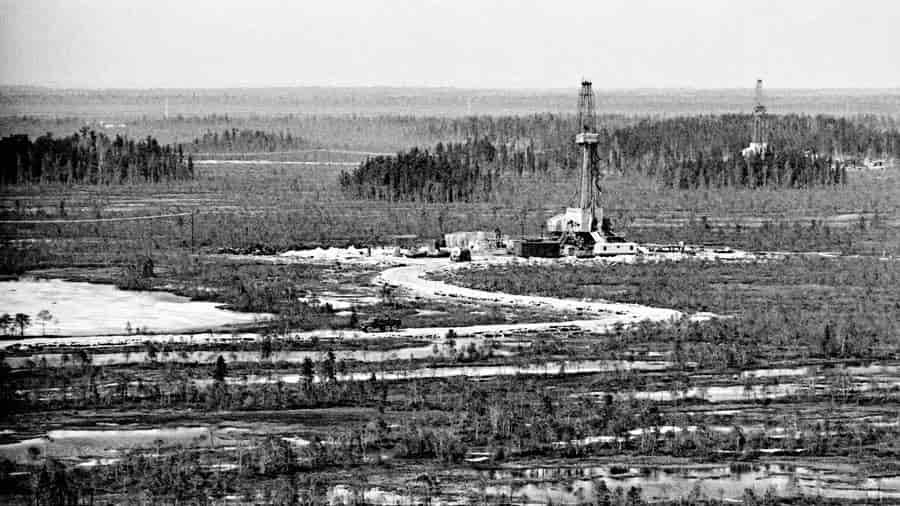 нефтяная игла и ссср
