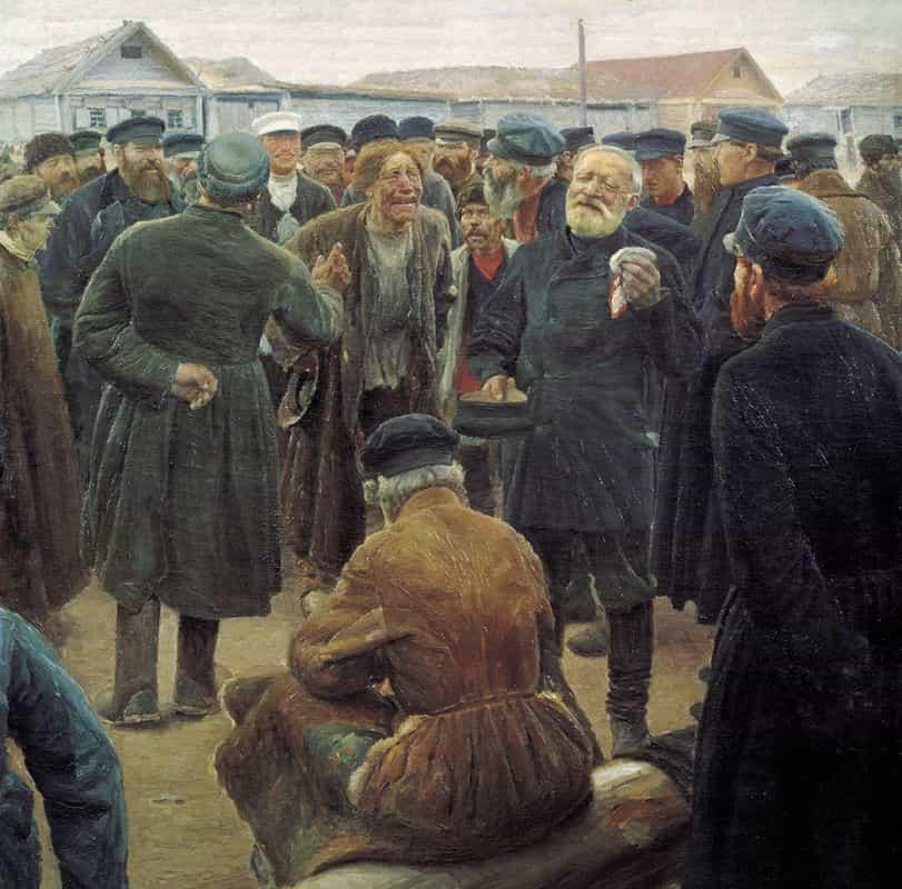 столыпинская реформа и крестьяне