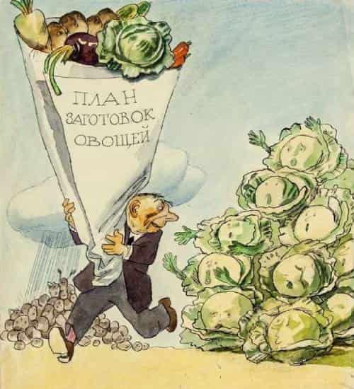 сельское хозяйство в СССР