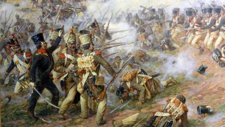Наполеон Бонапарт и Бородинская битва
