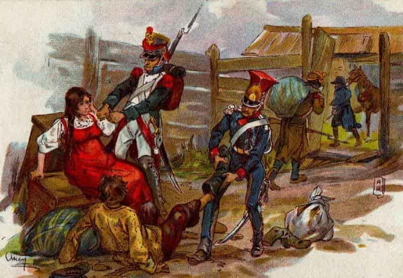 Наполеон Бонапарат и война 1812 года