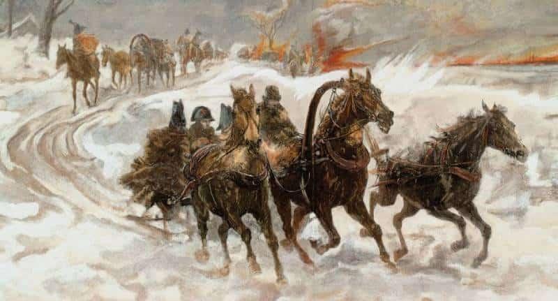 Наполеон Бонапарт и Отечественная война 1812 года