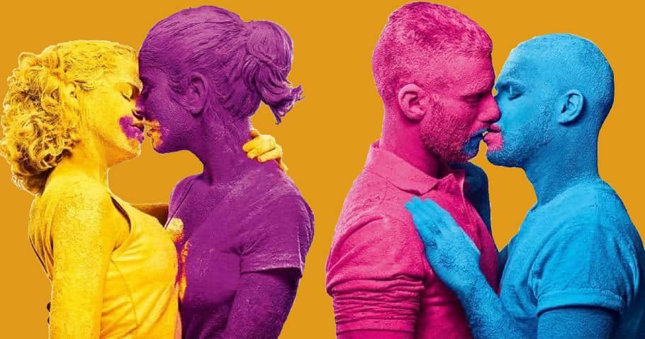 Гомосексуализм женский и мужской