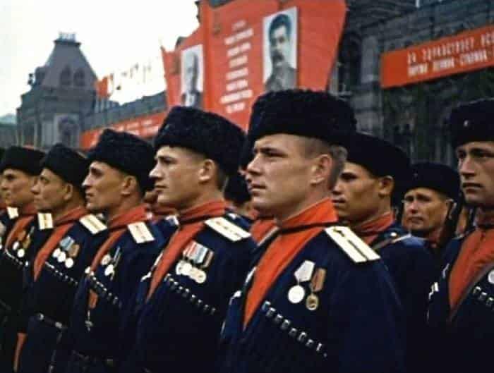 Советские казаки в Великой Отечественной войне