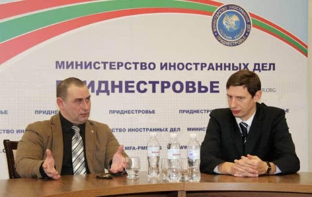Максим Калашников и Приднестровье