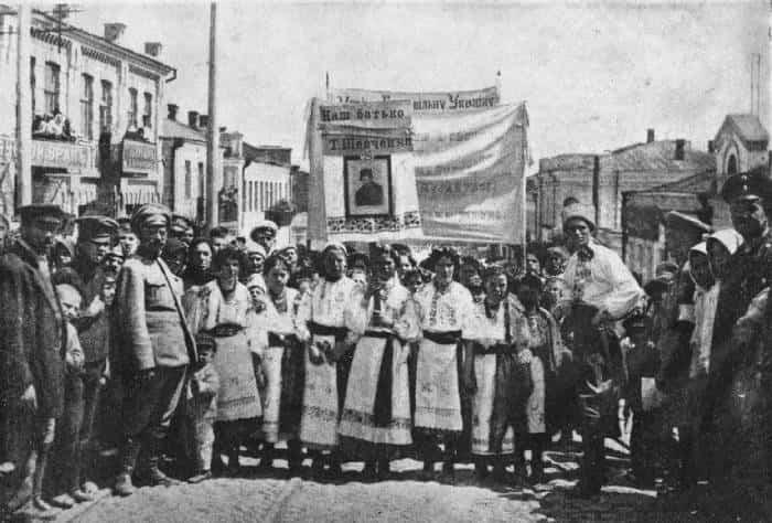 Украинский национализм лета 1917 года