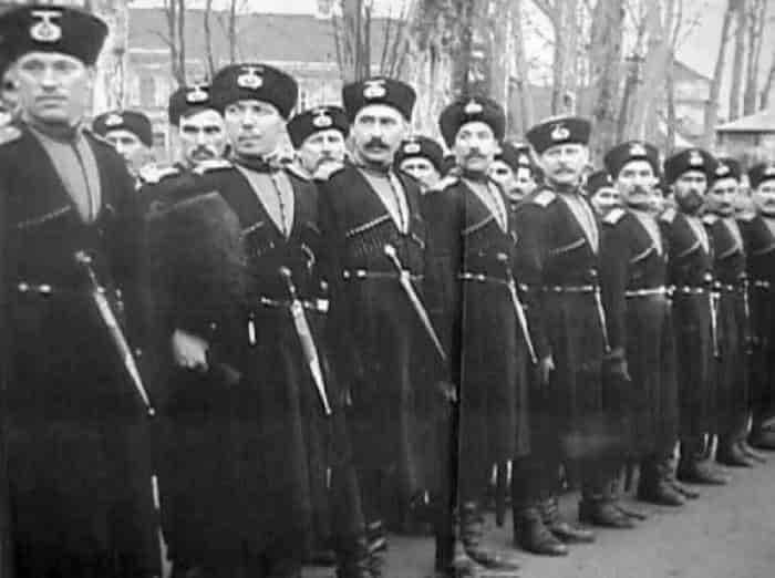 казаки на службе Гитлера