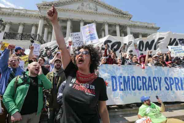 Демократия в США