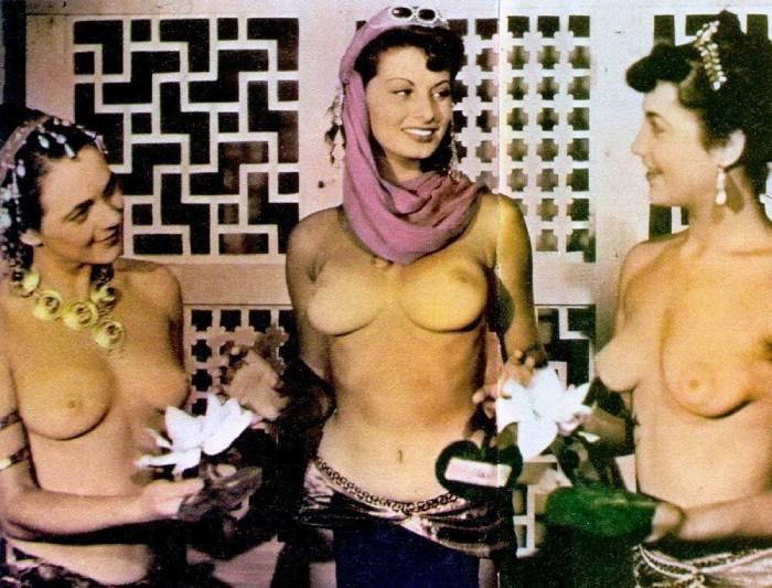 Голая Софи Лорен в кино