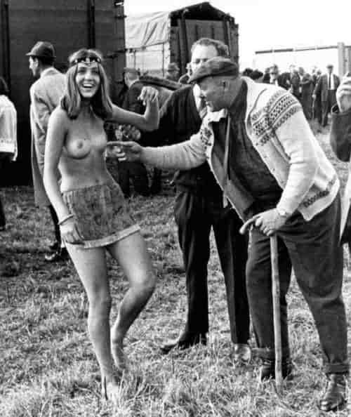 Сексуальная революция на Западе в 20 веке