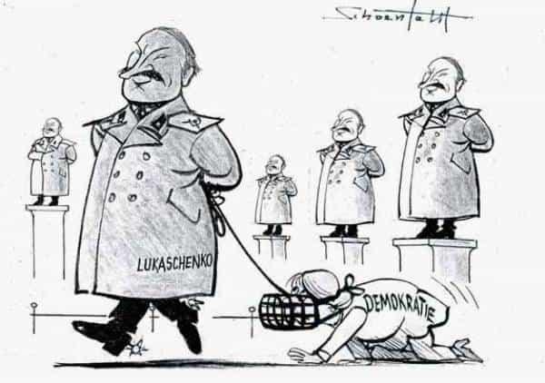 Демократия в Республике Беларусь