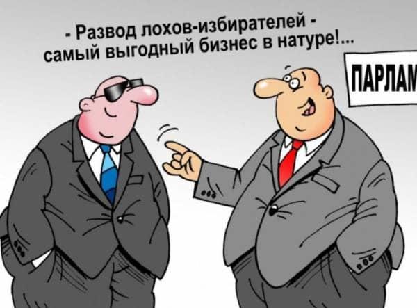 Демократия в России
