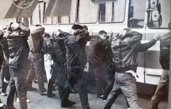 Лихие 1990-е годы в России