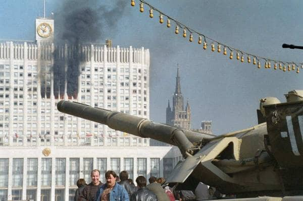 События сентября/октября 1993 года в Москве