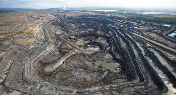Запасы нефти в Канаде