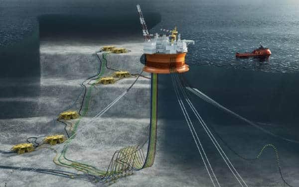Запасы нефти на арктическом шельфе