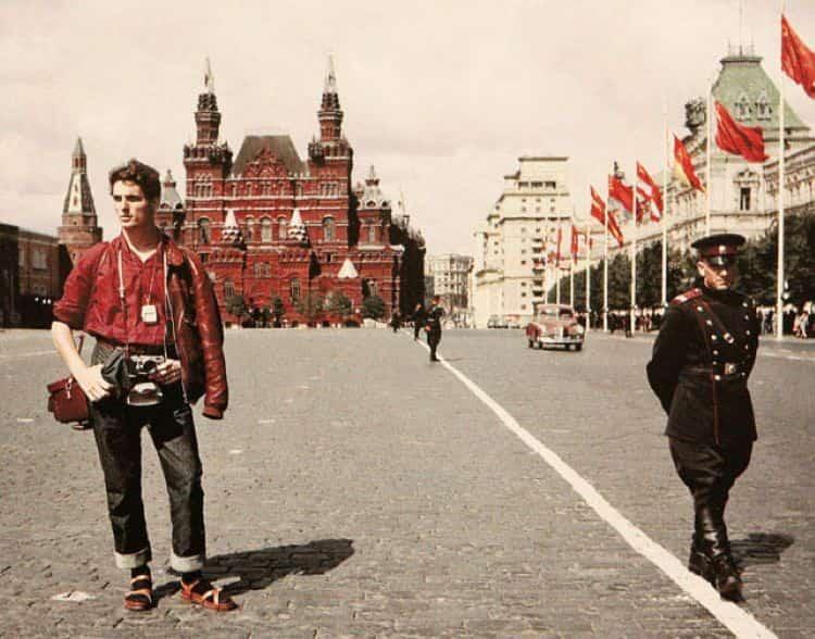 Мода на американские джинсы в СССР